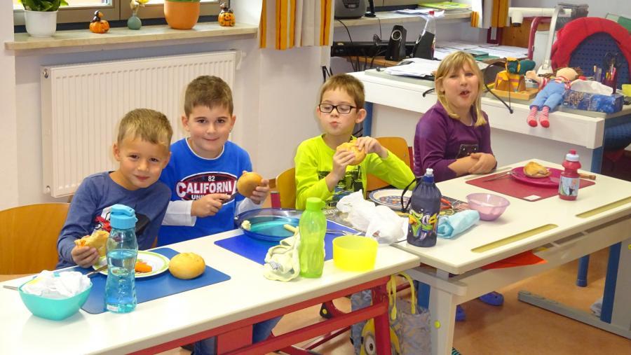 Klassenfrühstück 2
