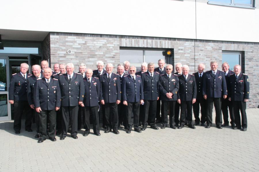 Gründung der Feuerwehrkameradschaft am 06.03.2010