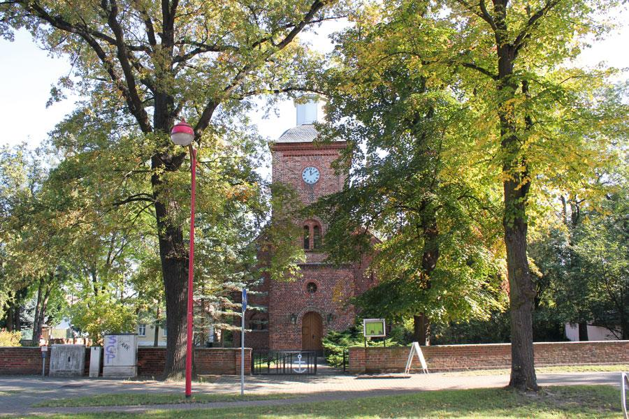 Ev. Stadtkirche Premnitz