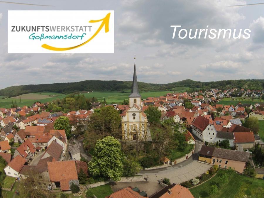 Startbild Tourismus