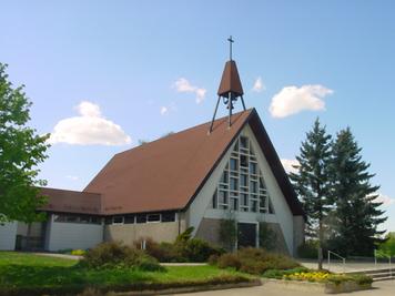 Katholische Kirche Fronrot