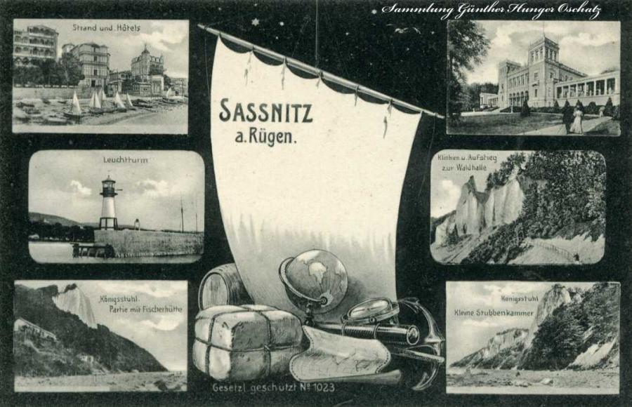 Sassnitz a. Rügen