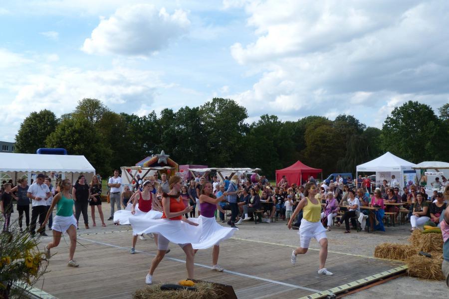 19. Regionalparkfest - Tanzgruppe Luna