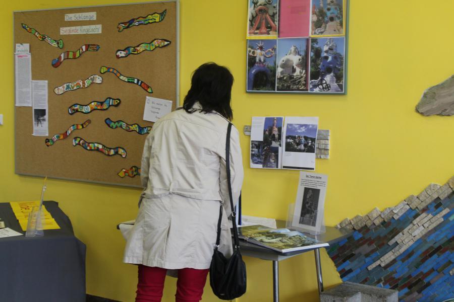 Kunstausstellung 3a-6