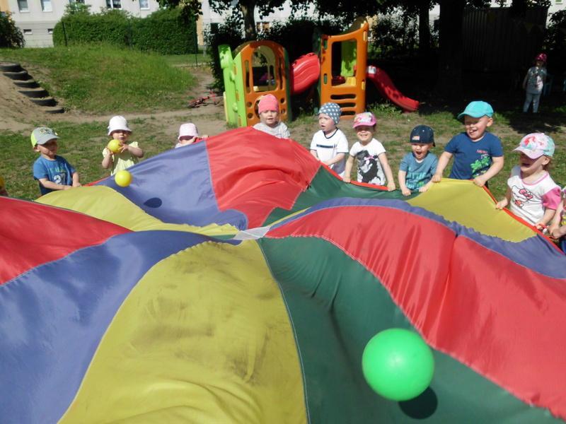 Sportfest Kindertag