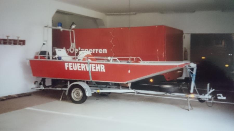 Mehrzweckboot 2001 - 2013