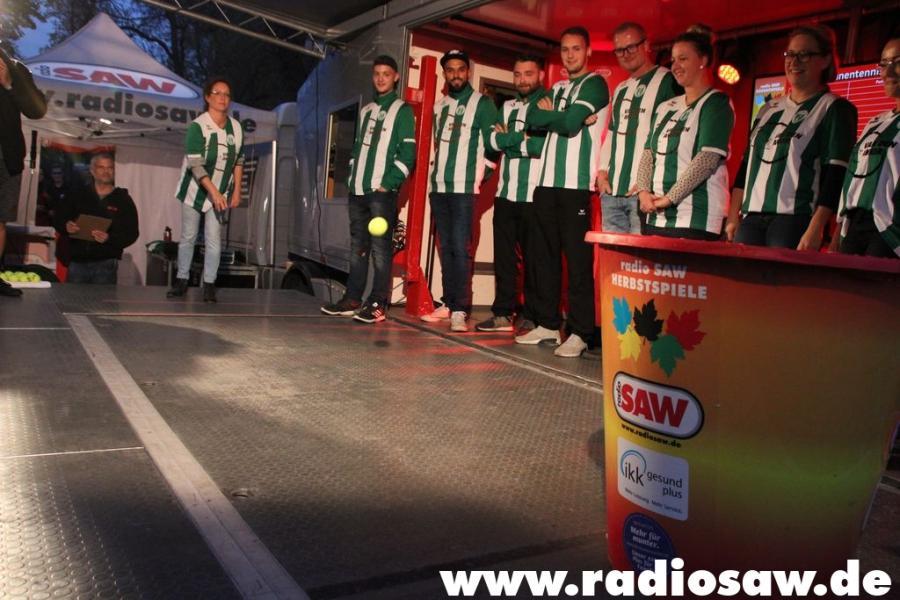Herbstspiele Radio SAW 8
