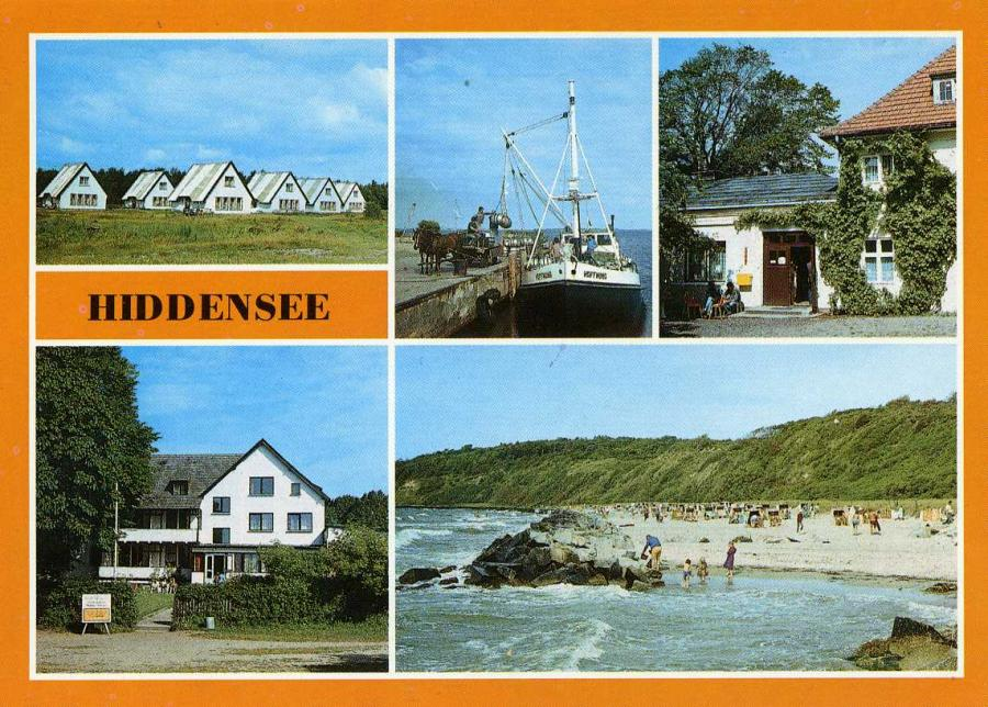 Hiddensee 1989
