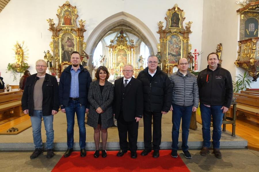Kirchenverwaltung Miltach