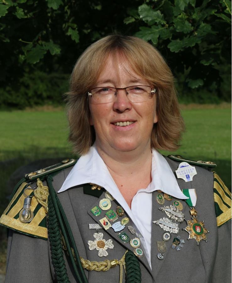 Stellvertretende Damenleiterin Kirsten Bunnies 2017