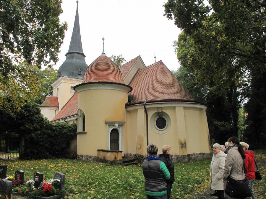 Kirche Groß Behnitz