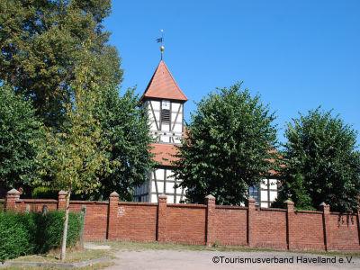 Dorfkirche Semlin1, Foto: Tourismusverband Havelland e. V.