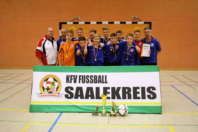 C-Junioren Hallenkreismeister