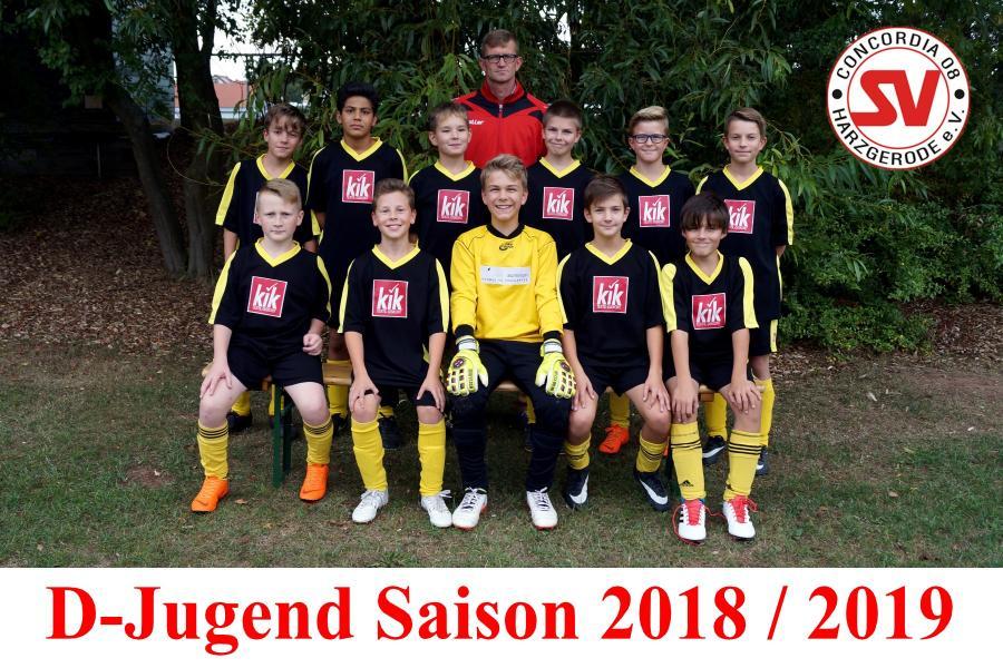 D-Jugend 2018 2019