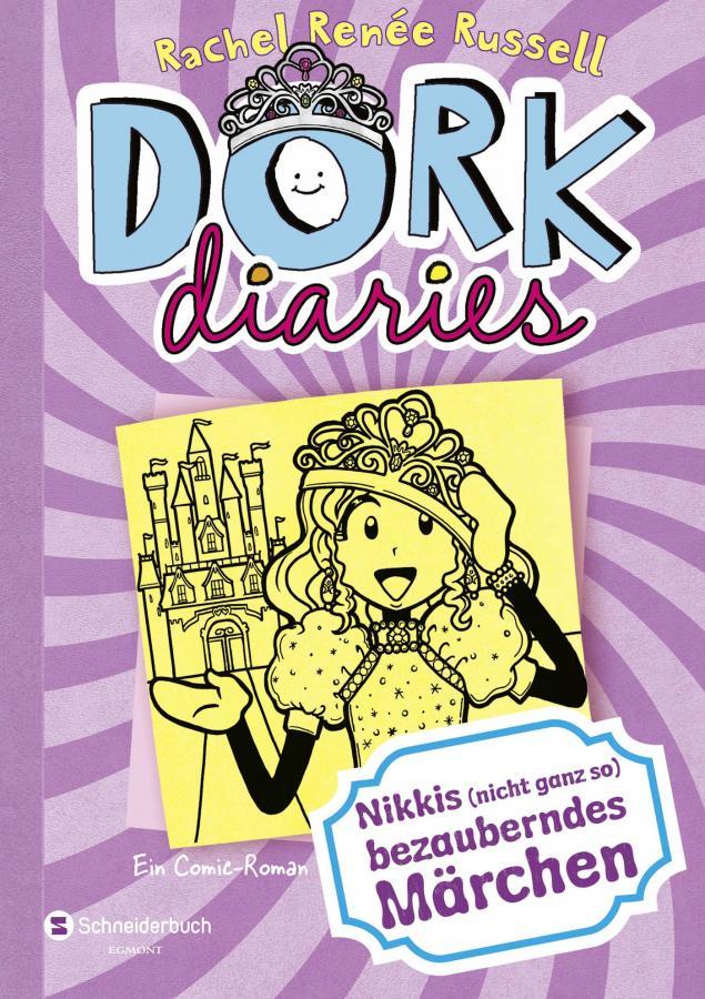 R. R. Russel: Dork Diaries..., (c) 2015, Schneider, Köln