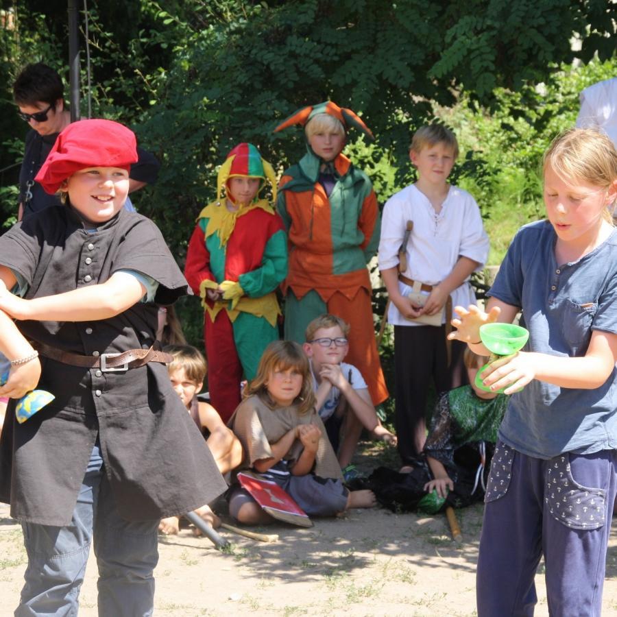 Mittelalter-Sommerfest