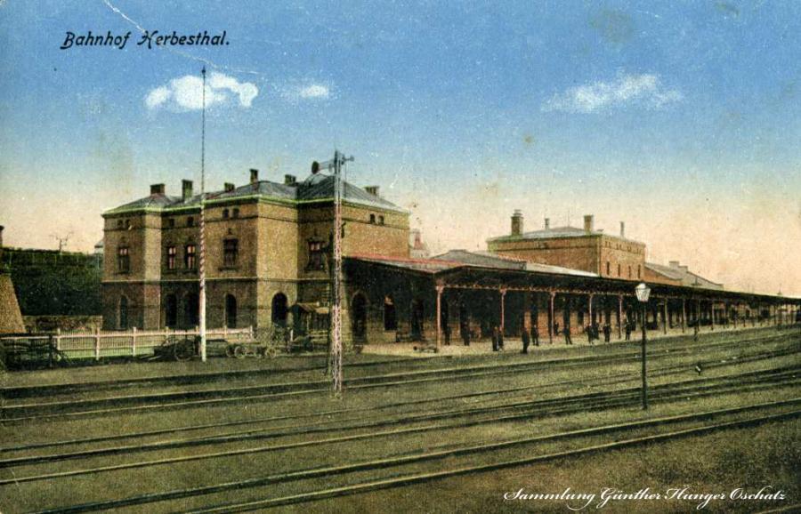 Bahnhof Herbesthal