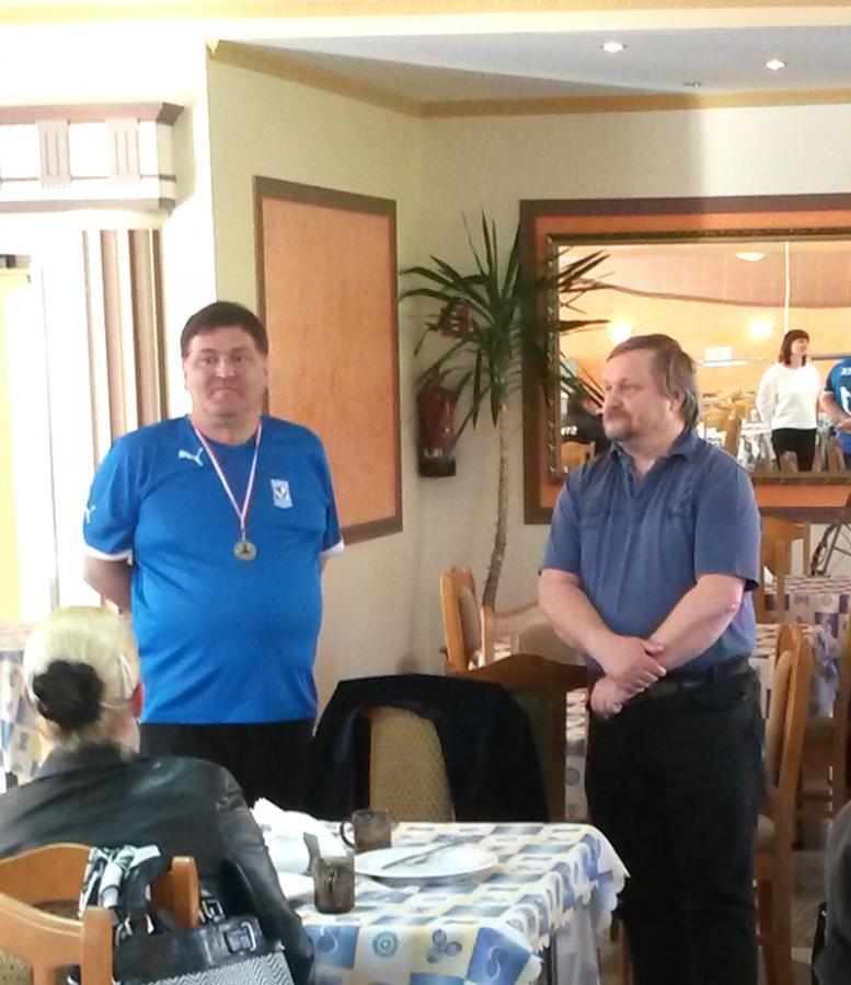 Bürgermeister von Ustronie Morskie und Werneuchen