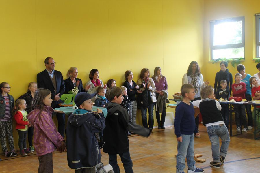 Kunstausstellung Eröffnung 2