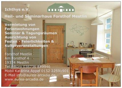 Vermietung Forsthof Mestlin