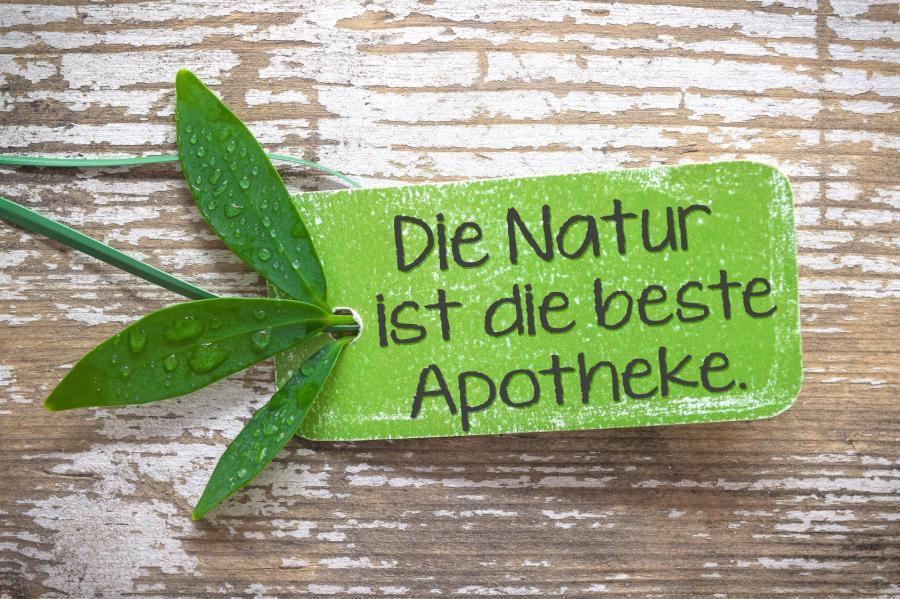 Leukefeld, Naturprodukte von Xantara