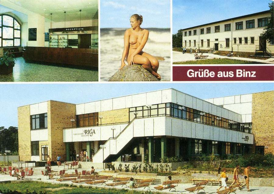 Binz FDGB-Heim