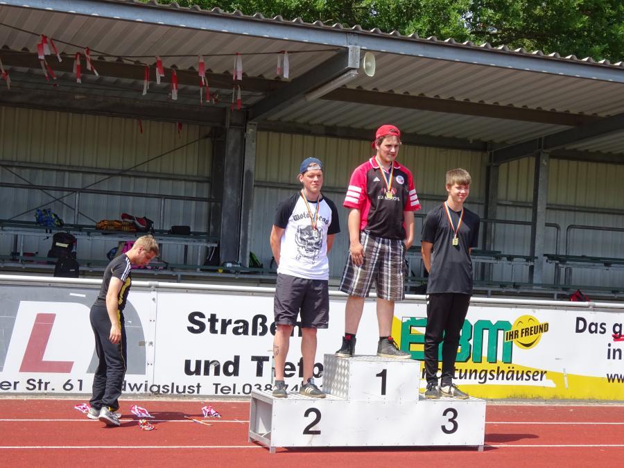 Sportfest in Ludwigslust