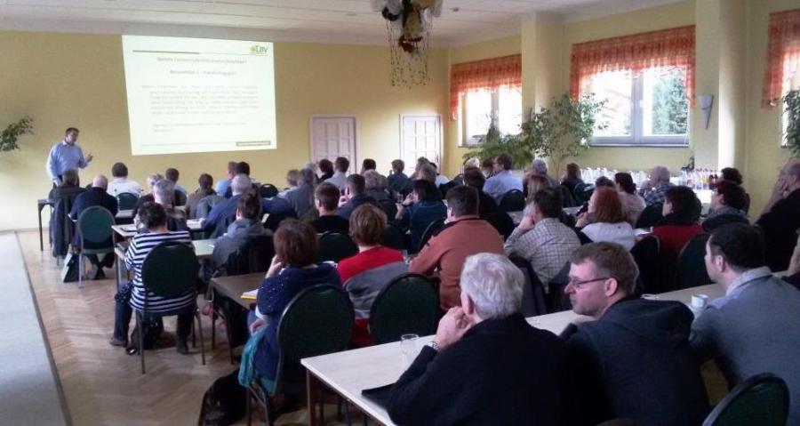 Winterschulung Pacht- und Vertragsrecht und Aktuelles zum neuen Wassergesetz