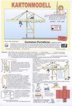 BB Container-Portalkran