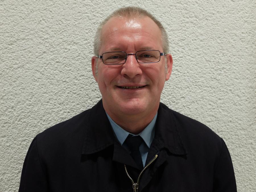 Wehrführer Thomas Petrausch
