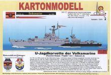 BB U-Jagdkorvette