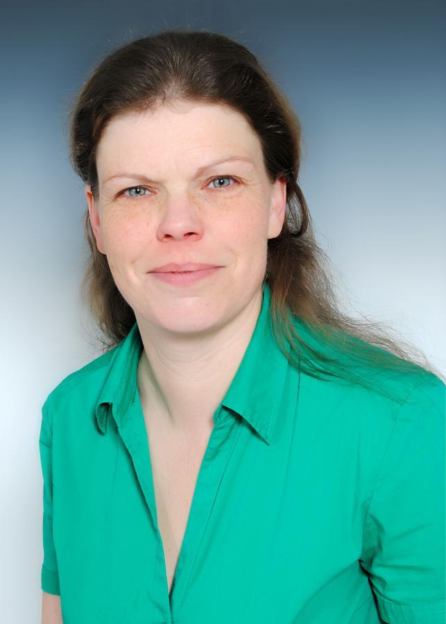 Gemeinschaftsvorsitzende Dagmar Klaus