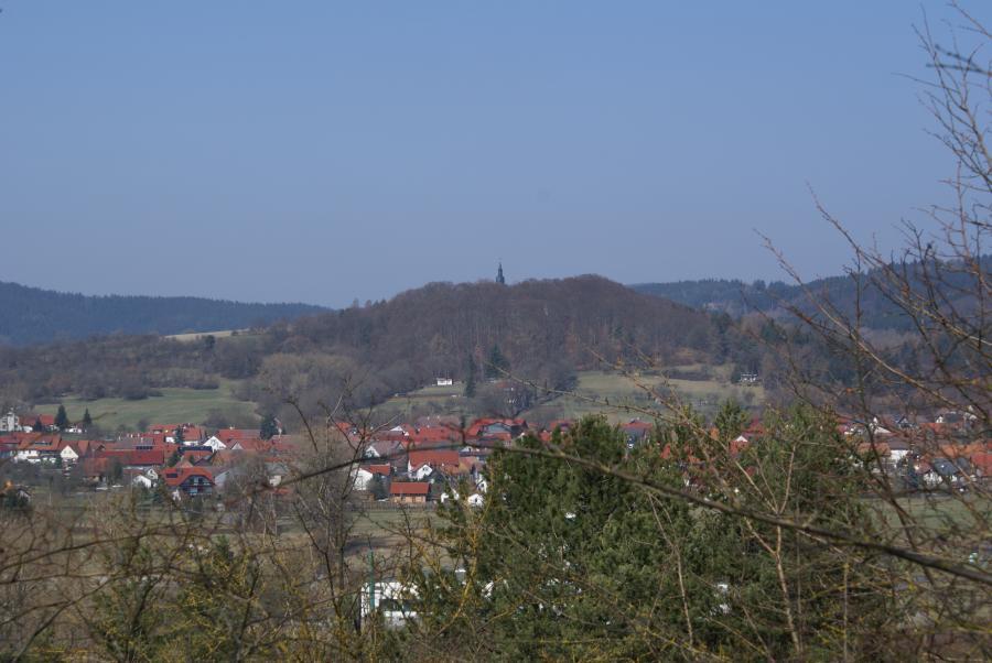 Blick auf den Irmelsberg I