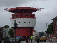 Gr. vogelsand - haventurm