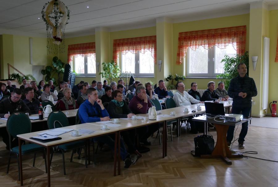 Winterschulung Betriebsprämie, Greening und Cross Compliance