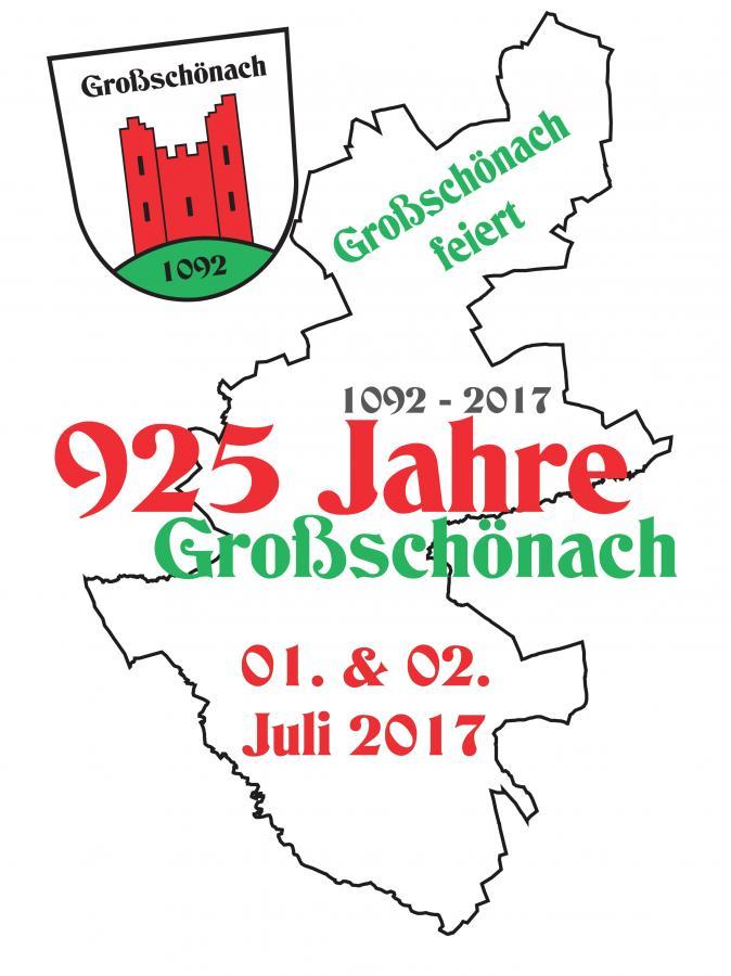 Logo 925 Jahre