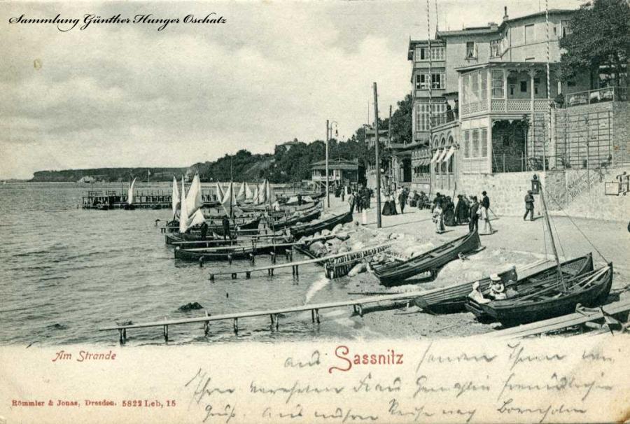 Sassnitz Am Strande