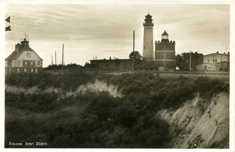 Arkona Insel Rügen 1933
