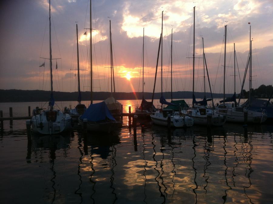 Segeln am Ratzeburger See
