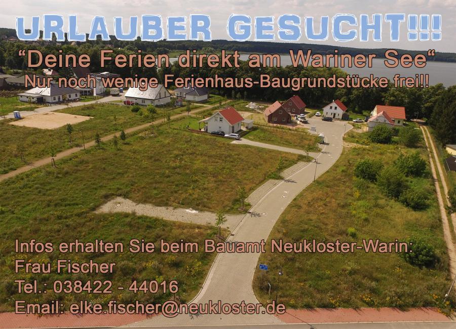 Ferienhaus Grundstücke