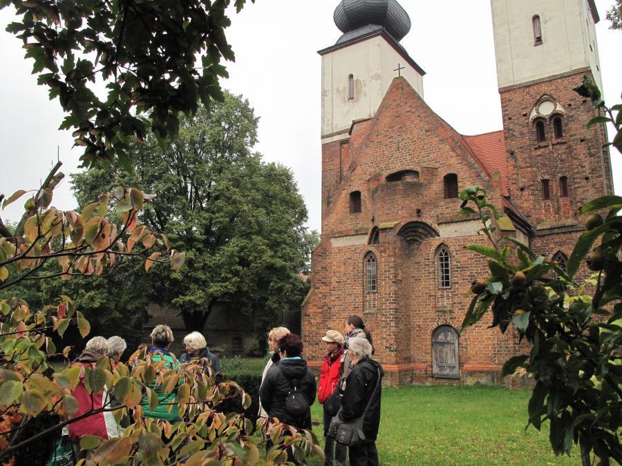 St. Marien-Kirche in Tremmen