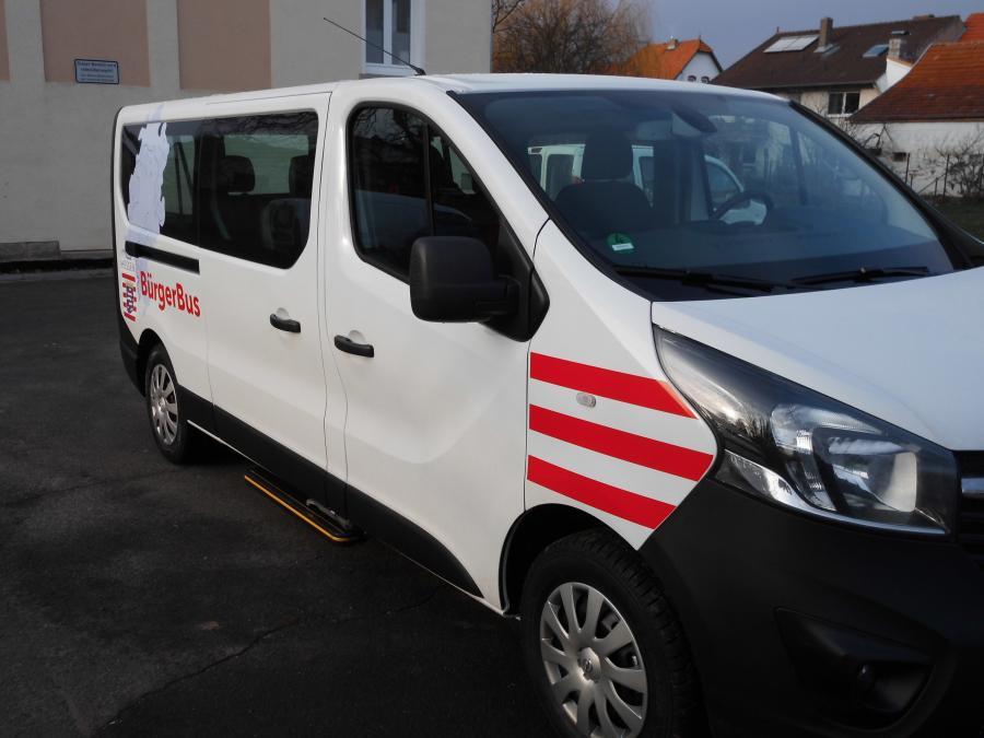 Bürgerbus Wehretal