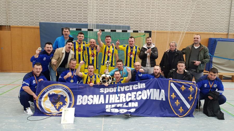 Herren Bosna Hercegovina / M.Ziebarth