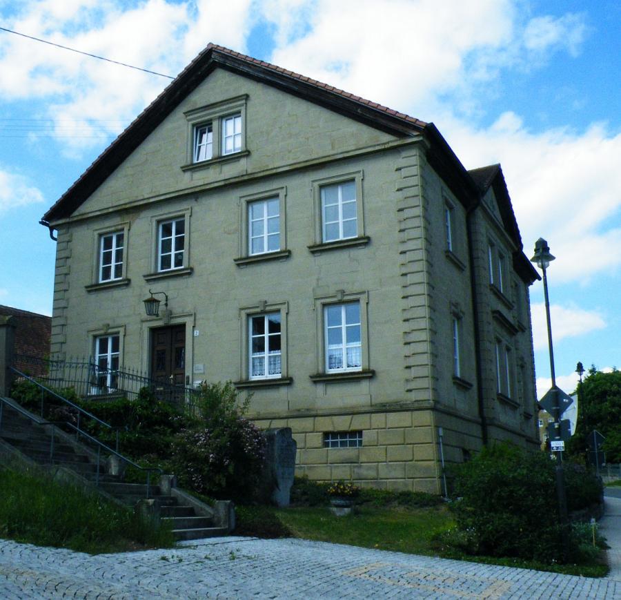 Pfarrhaus Stierhöfstetten