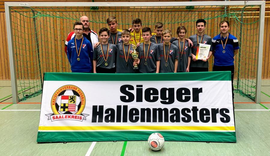 Hallenmaster C-Junioren // VfB IMO Merseburg
