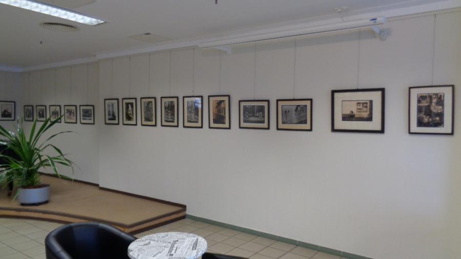 Kulick-Ausstellung