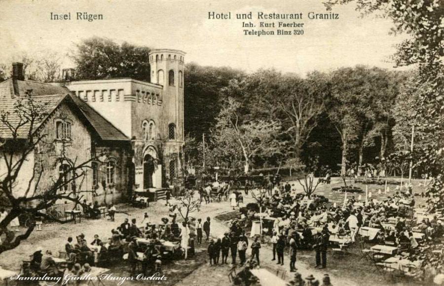 Insel Rügen Hotel und Pension Granitz