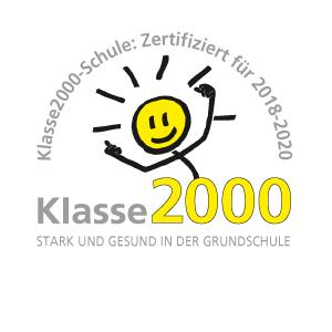 Klasse 2000 Zertifikat