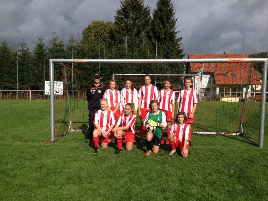 U 15 Juniorinnen