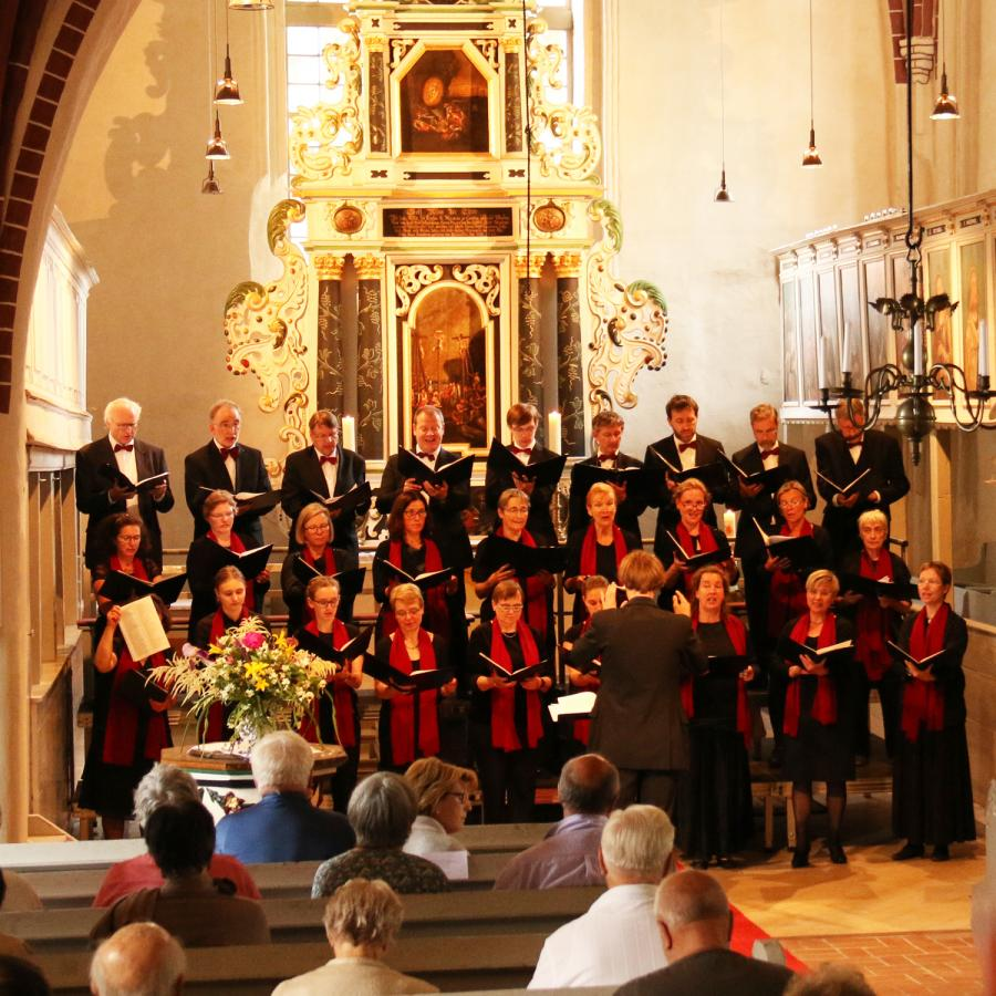 Vocalkreis Potsdam am 27.05.2018 in Kremmen